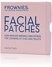 Frownies Corners of Eyes & Mouth 144 Facial Anti Wrinkle Patches. Original Facial Wrinkle Smoothers…