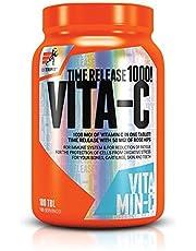 Extrifit Vita-C 1000mg Time Release Pakket van 1 x 100 Tabletten - Vitamine C met Rozenbottelextract