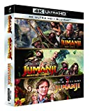 Jumanji Trilogie 3 Films [4K Ultra Hd + Blu-Ray] [4K Ultra HD + Blu-ray]