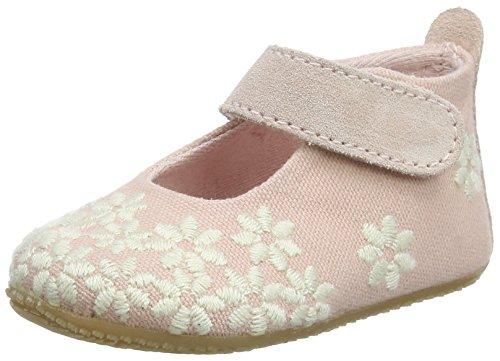 Living Kitzbühel Mädchen Babyball. Blumenstick Lauflernschuhe, Pink (Rosewater), 19 EU