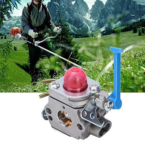 Carburador de metal fácil de instalar, kit de carburador, cortacésped de jardín para recortadora