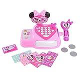 Minnie Mouse Happy Helpers Bowtique Cash Register, Multi-Color (89596)