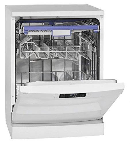 Bomann GSP 851 Geschirrspüler/A+++ / 237 kWh/Jahr / 14 MGD/Energieeffizienzklasse A+++ / weiß