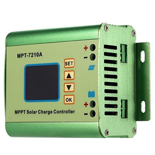 Docooler MPPT Solar Panel Battery Regulator Charge Controller 10A