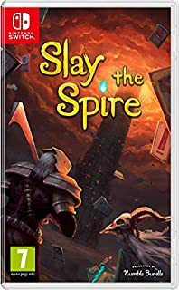 Slay The Spire - Nintendo Switch [Importación inglesa] (B07XCWG9KL) | Amazon price tracker / tracking, Amazon price history charts, Amazon price watches, Amazon price drop alerts