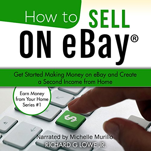 How to Sell on eBay audiobook cover art
