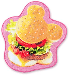 ディズニー ミッキーバーガー ミニタオル パークフード ミッキー ハンバーガー 東京 ディズニーリゾート TDR