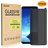 [2Pack] for Galaxy S8 Privacy Anti-Spy Tempered Glass...