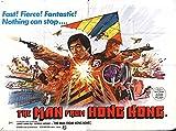 Man From Hong Kong 02 c8522 A0 Poster - Glänzendes dickes