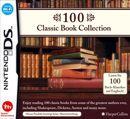 Nintendo DS 100 Classic Book Col