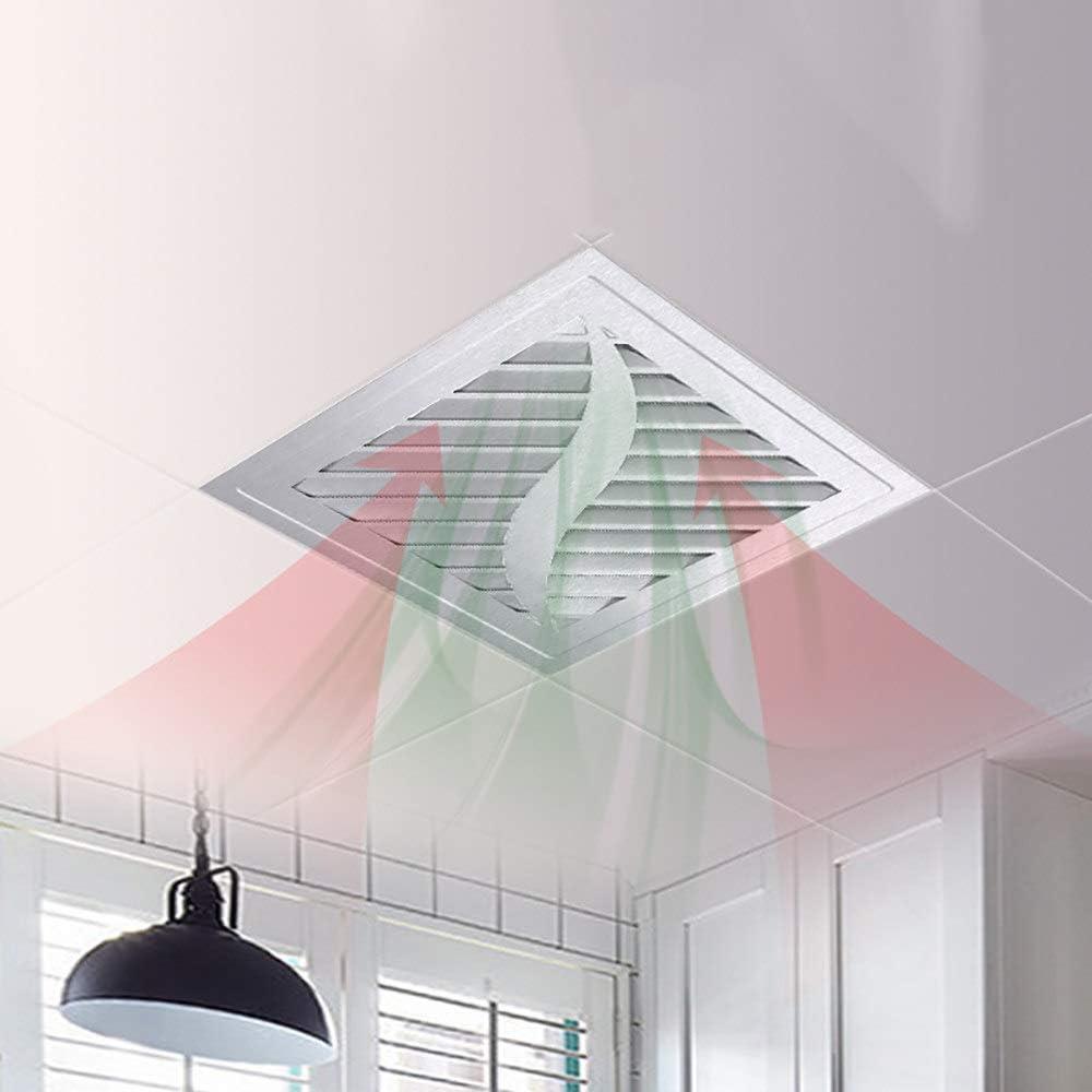 Abluftventilator für Badezimmer, Küche Deckenlüfter Standard ...