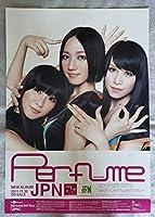 Perfume JPN 初回限定 ポスター