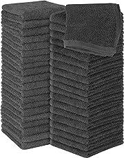 Utopia Towels - 60 Toallas para la Cara de algodón, Paños de algodón (30 x 30 cm)