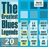ESSENTIAL BLUES ALBUM COLLECTION (20 Albums)