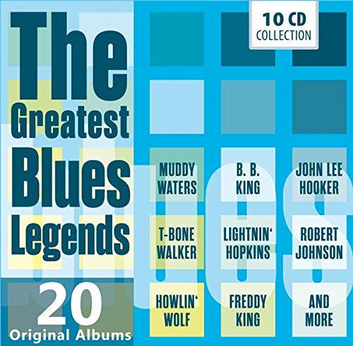 Essential Blues Collection