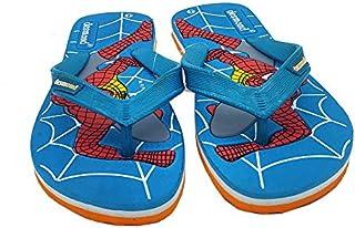 Desmond Spidermens EVA Kids Flip Flop Slipper Boys & Girls (4.5 Years to 13 Years)