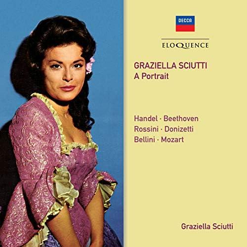 Graziella Sciutti, Richard Bonynge, Lorin Maazel, Argeo Quadri, London Symphony Orchestra & Wiener Philharmoniker