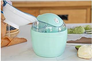 BJH Machine à crème glacée et à Sorbet, avec Bec verseur Facile à ingrédients, Bol de congélation isolé à Double paroi, Ma...