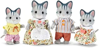 Calico Critters Fisher Cat Family