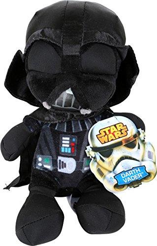 small foot 5592 Star Wars Kuscheltier Darth Vader, Mehrfarbig