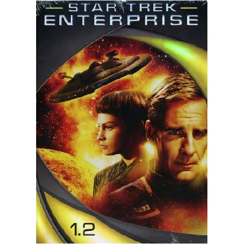 Star Trek EnterpriseStagione01Volume02