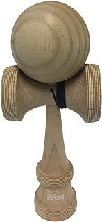 The Third Generation Beech Kendama,Newly Designed Kendama, Sticky Paint, Bigger Cups (Wooden)