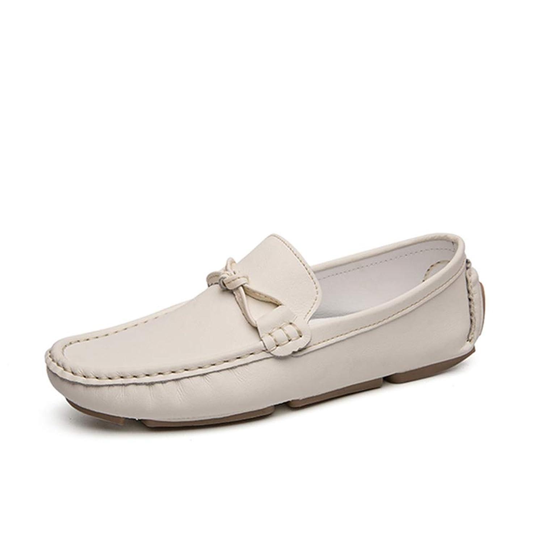 [イグル] ローファー ビジネスシューズ メンズ 春夏 走りやすい 疲れにくい 滑り止め トレンド 痛くない ローヒール オフィス 大きなサイズ カジュアル 履きやすい アウトドア ファッション 紳士靴 革靴 モカシン 通勤