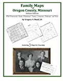Family Maps of Oregon County, Missouri
