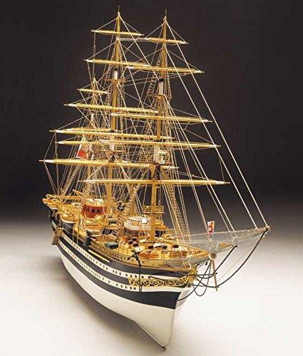 Mantua Model Amerigo Vespucci Kit Nave in Legno da assemblare 1000 mm 799