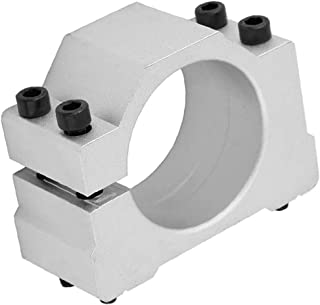 Wrzeciono silnik uchwyt uchwyt zaciskowy 52 mm odlew aluminiowy zamienniki dla maszyny do grawerowania 3D CNC, uchwyt