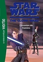 Star Wars Clone Wars 16 - L'invasion de Kamino de Florence Mortimer (Traduction) (29 mai 2013) Poche