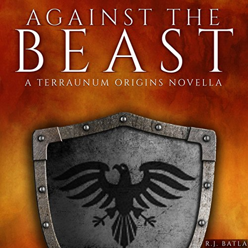 Against the Beast audiobook cover art