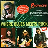 Vol. 7-Where Blues Meets Rock