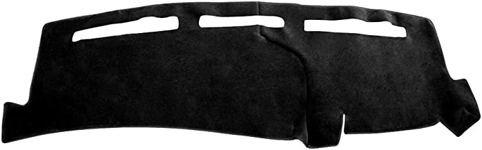 Hex Autoparts Dash Cover Mat Dashboard Carpet Pad for...