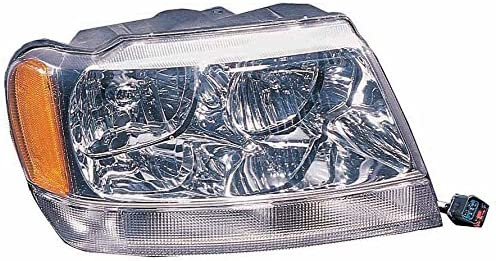 ACK Automotive For Jeep Grand Assembly Headlight At the price Max 77% OFF of surprise Cherokee Replac