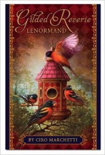 Gilded Reverie Lenormand [Hardcover] Ciro Marchetti