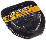 Jagwire Tendicavo Deragliatore per Bici Inline Adjusters, Nero Taglia Unica