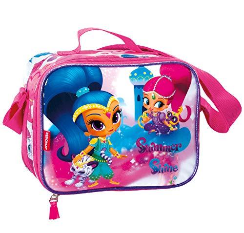 Disney- Portameriendas, Color Multicolor (Multicolour), 23 cm (Montichelvo 55638)
