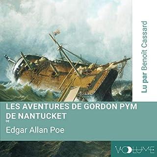 Couverture de Les aventures de Gordon Pym de Nantucket