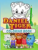 Daniel Tiger Coloring Book: Daniel Tiger...