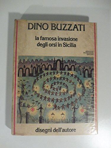 La famosa invasione degli orsi in Sicilia. Disegni dell'autore