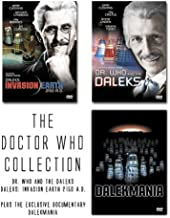 Best The Doctor Who Collection (Daleks Invasion Earth 2150 A.D. / Dr. Who and the Daleks / Dalekmania) Review