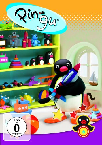 Pingu Vol.6 [Alemania] [DVD]