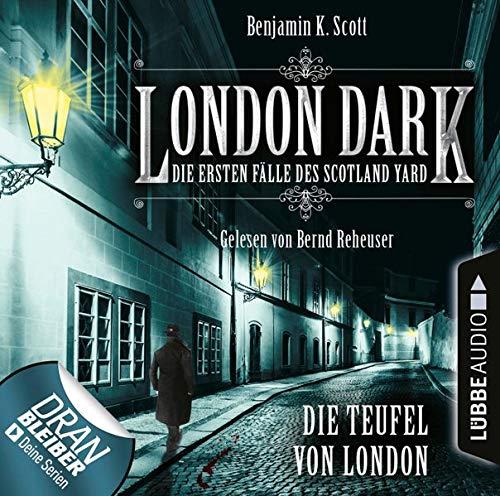 Die Teufel von London Titelbild