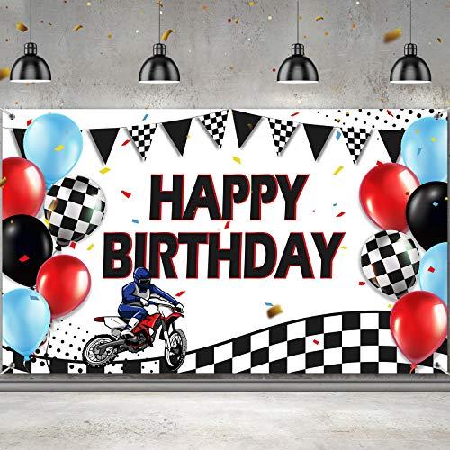 motocross birthday party supplies - 5