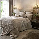 Angelina Truffle Duvet Cover Duvet Covers Super King 260x220cm Kylie at Home
