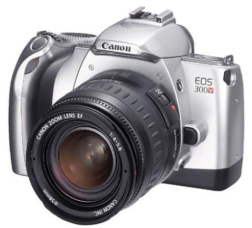 Canon EOS 300 V Spiegelreflexkamera 28-90/1:4,0-5,6 DC Kit