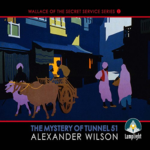 The Mystery of Tunnel 51 cover art