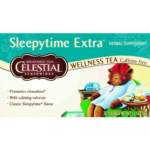 Celestial Seasonings Sleepytime Extra, 6er Pack (6 x 35 g)