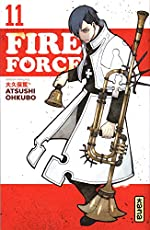 Fire Force, tome 11 d'Atsushi Okubo
